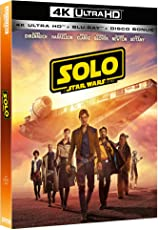 Solo a Star Wars Story 4K  ( Blu Ray)