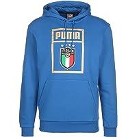 PUMA 2020-2021 Italy DNA Hoody (Blue)