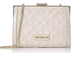Love Moschino Damen Jc4289pp0a Handtasche, 6x15x21 Centimeters (W x H x L)