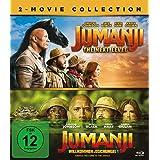 Jumanji: The Next Level / Jumanji: Willkommen im Dschungel [Blu-ray]