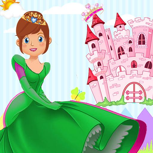 Märchenmädchen Schönheit Fiasko - königliche Rettung (Märchen-outfits Mädchen Für)