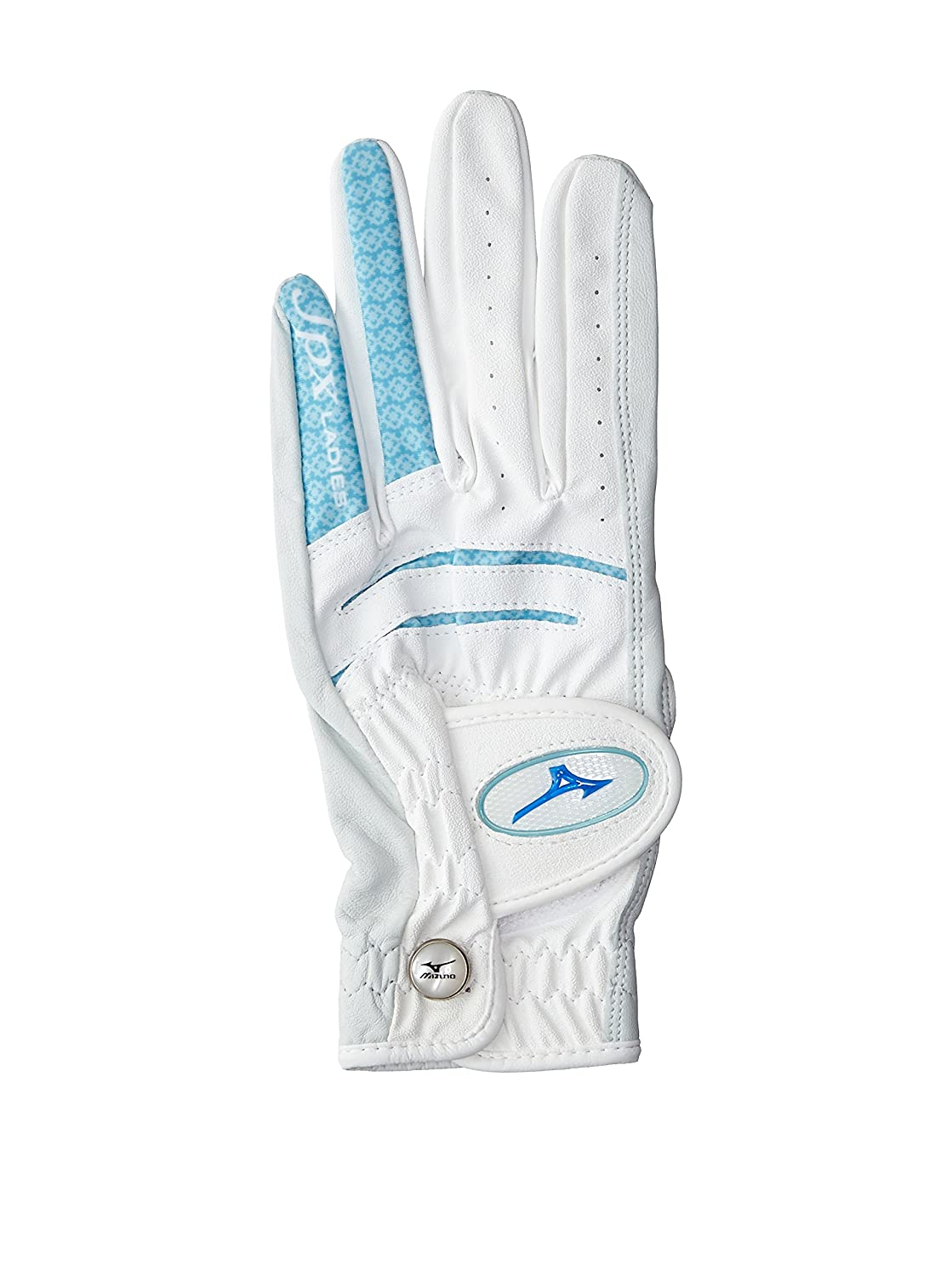 Ladies leather golf gloves uk - Ladies Mizuno Jpx Cabretta Leather Palm Golf Glove Amazon Co Uk Sports Outdoors