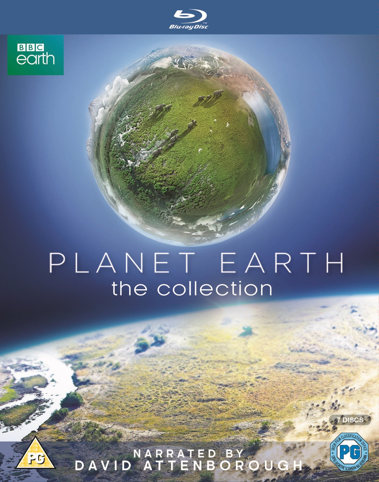 The Planet Earth Collection Blu-ray