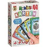 Jumbo Spiele 03987 - Rubiks, Kartenspiel, farbig