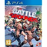 لعبة دبليو دبليو اي 2 كي باتل غراوندز (PS4) - اصدار السعودية