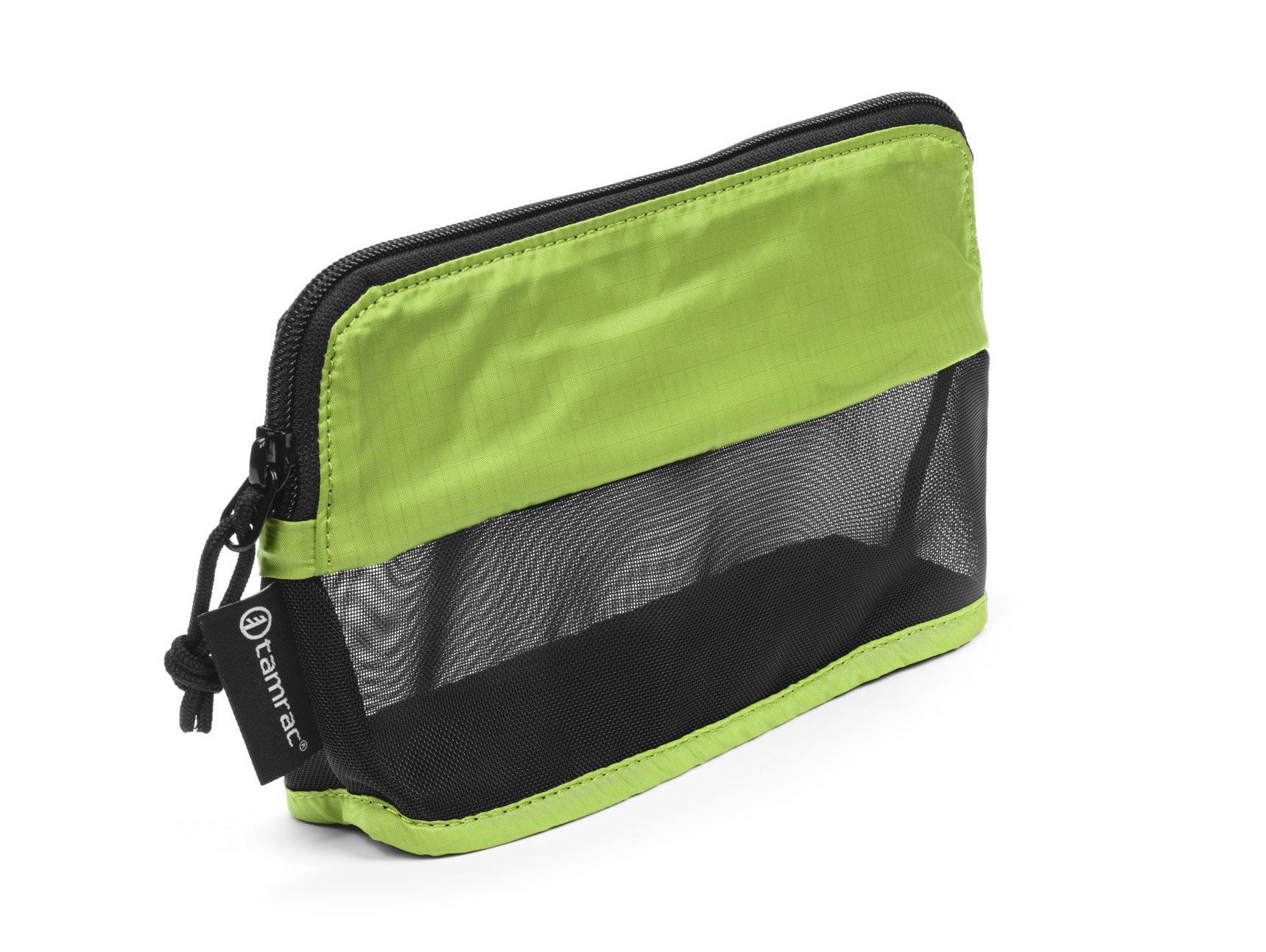 Tamrac Goblin Accessory Pouch 1.0 Pouch Black,Green - equipment cases (Pouch, Black, Green, Nylon)