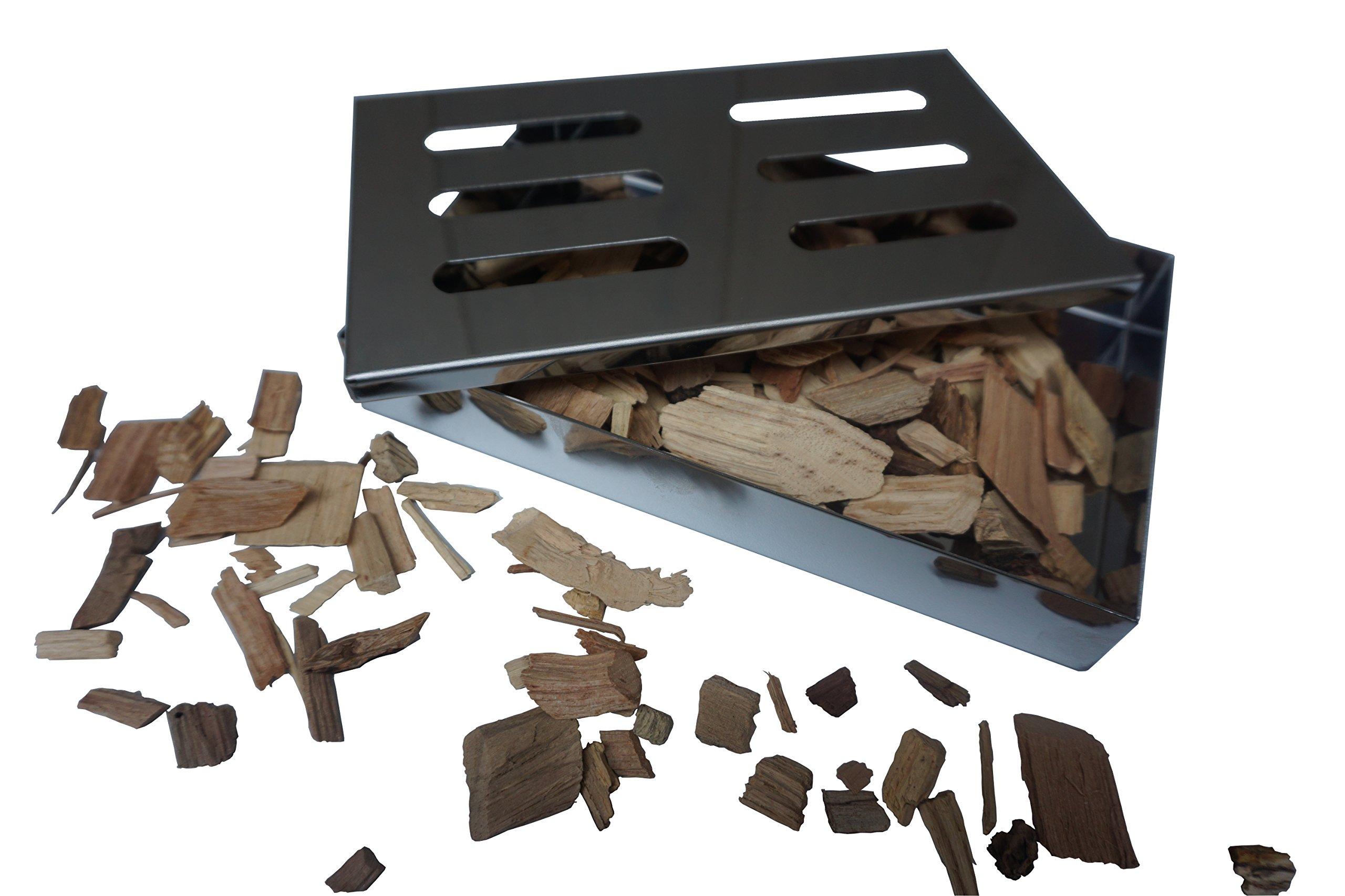 Räucherbox Für Gasgrill : Grillmatz räucherbox smokerbox gasgrill aus hochwertigem