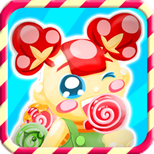 Candy Jewel Clash 2 : Bubble Puzzle Blast - from Panda Tap Games (Connect Mario Super)