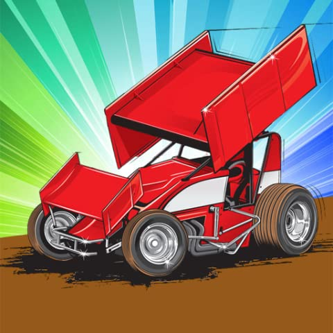 Dirt Racing Sprint Car