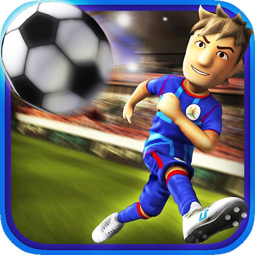 Striker Soccer London - Kostenlose Sport-spiele