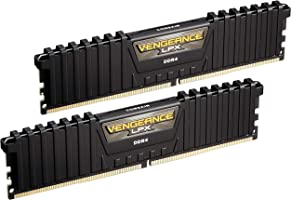 Corsair Vengeance LPX Memorie XMP 2.0 di alte prestazioni per Desktop a Elevate Prestazioni, 16 GB (2 X 8 GB), DDR4,...