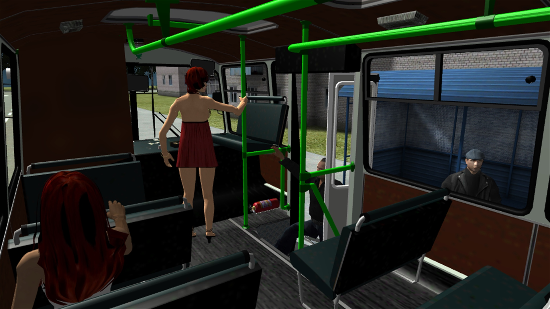 Игры в автобусе и на знакомство