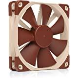 Noctua NF-F12 PWM, Premium Sessiz Fan, 4-Pin (120 mm, Kahverengi)