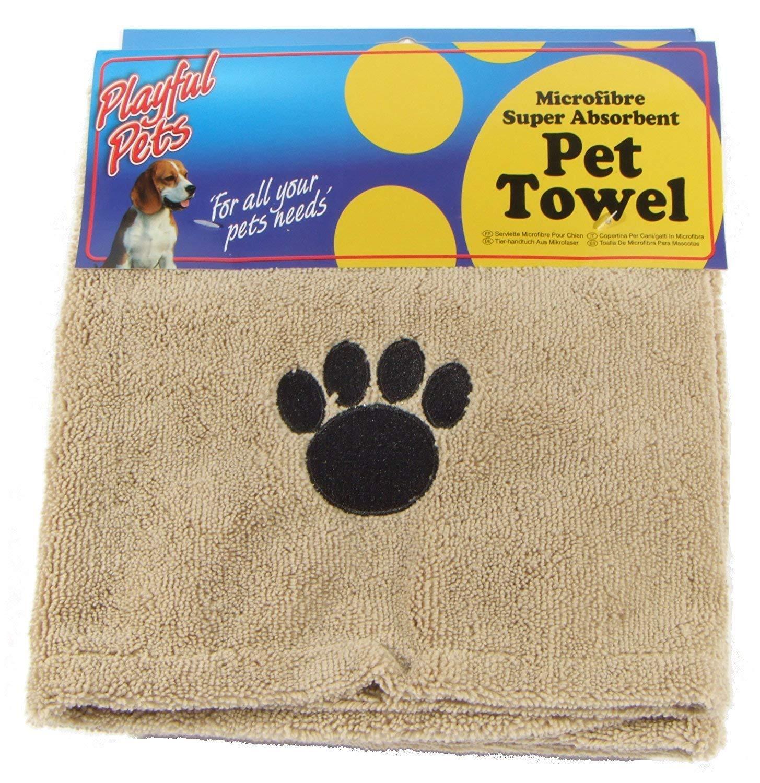 PMS Microfibre Super Absorbent Pet Towel