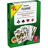ASS Altenburger 22570071 - kaartspel Rommé in doos met een deksel