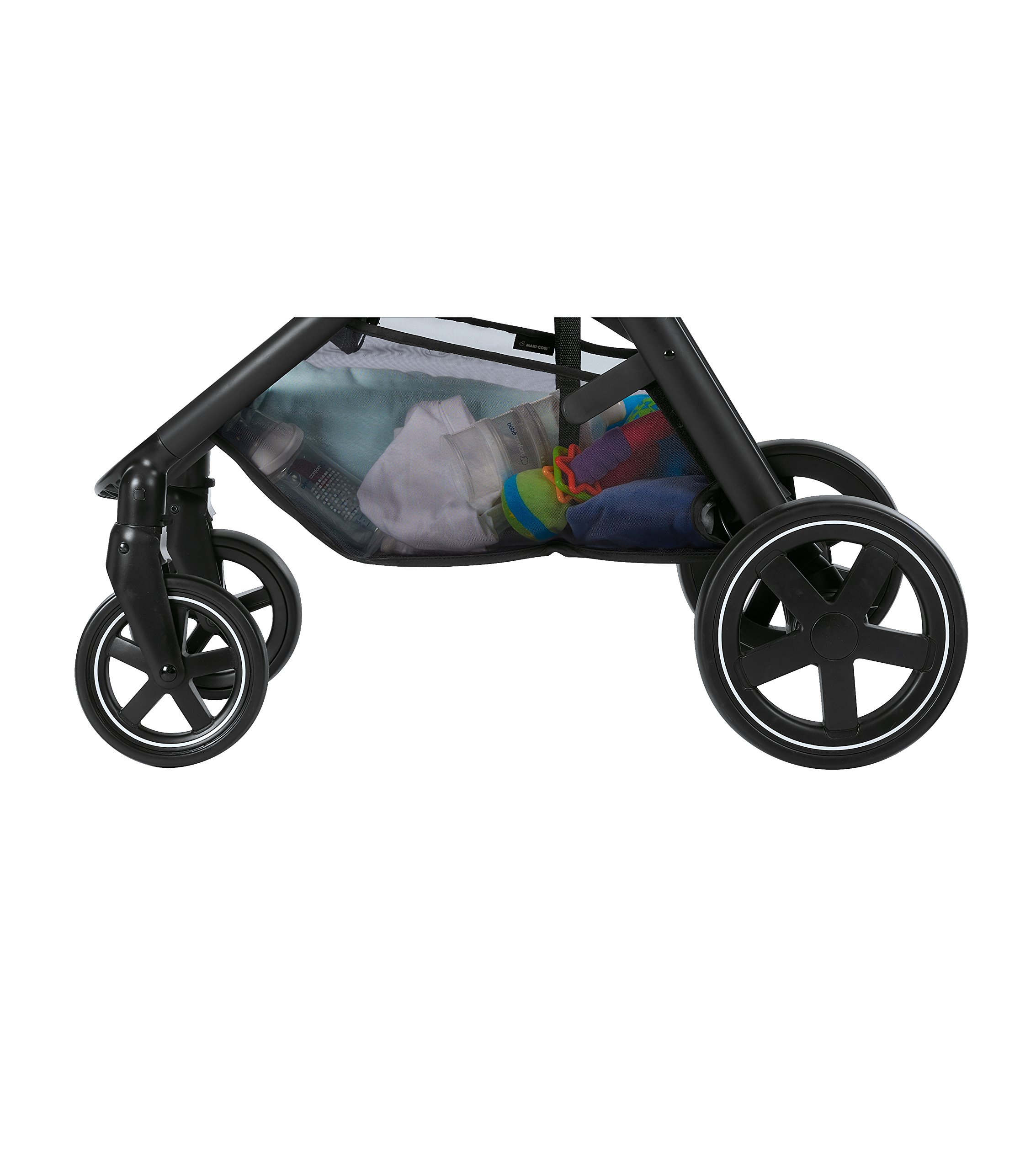 Maxi-Cosi Zelia Baby Pushchair, Lightweight Urban Stroller from Birth, Travel System with Bassinet, 0 Months - 3.5 Years, 0 - 15 kg, Nomad Sand  Dorel UK Limited