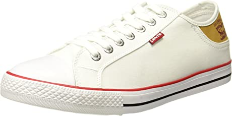 Levi's Men's Two Horsepull Branding Sneakers