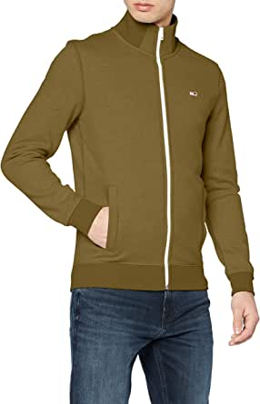 Tommy Jeans Men's TJM Essential Track Jacket Sweatshirt