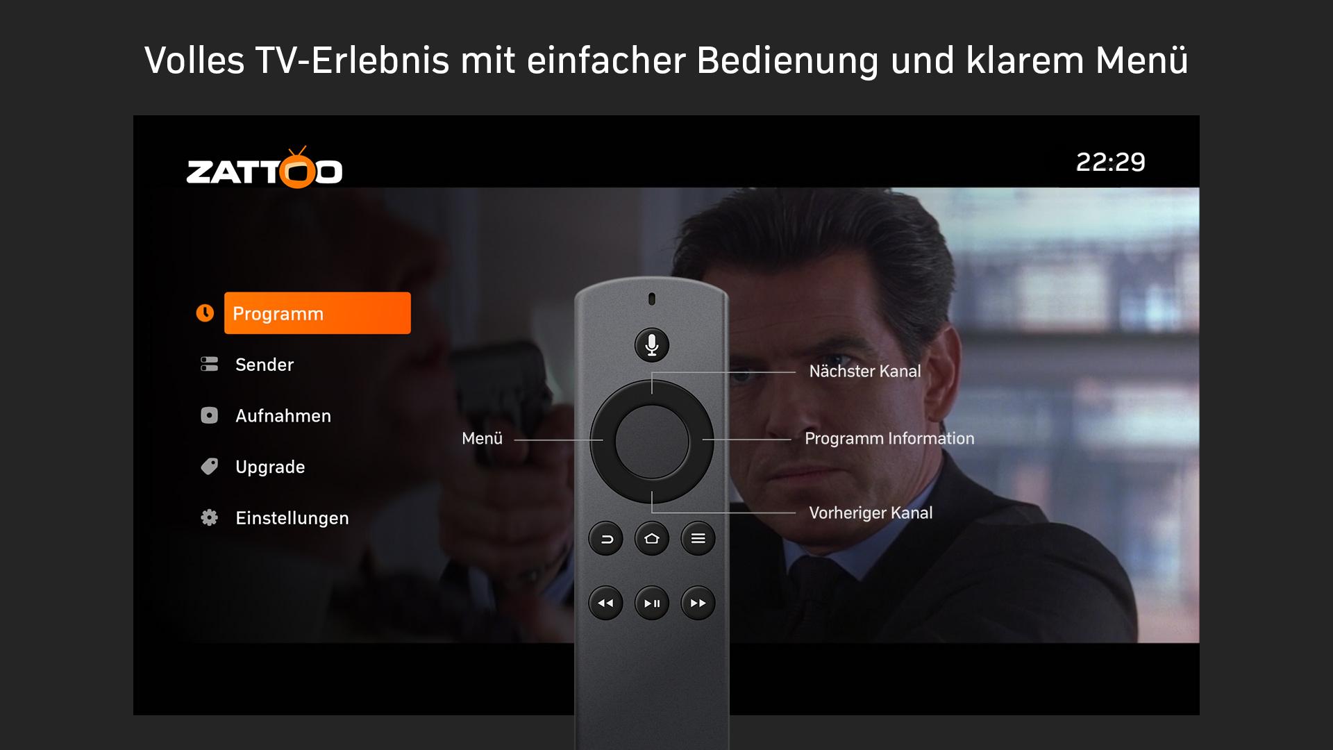 Fernseherprogramm