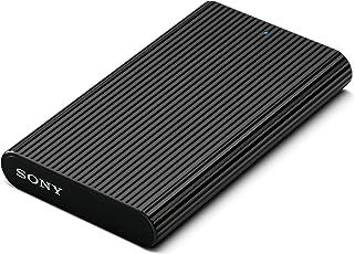 Sony SL-EG2 240GB TypeC USB 3.1 External Solod State Drive (Black)