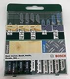 Bosch Home and Garden 2609256746 Set Misto Lame, Seghetto Legno e Metallo