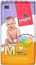 Bella Baby Happy Medium Diapers (38 Pieces)
