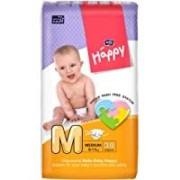 Bella Baby Happy Medium Diapers (38 Pieces)