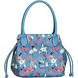 Gabor Granada Fleur, Shopper. Donna, Grigio, L