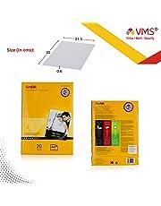 Kodak Inkjet Paper Poly Pack A4 280 GSM [20 Sheets]