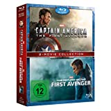 Captain America - The First Avenger + The Return of the First Avenger [Blu-ray]