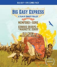 Big Easy Express - A Film By Emmett Malloy [2 DVDs] [Blu-ray]