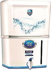 Kent Ace Mineral 7-Litre 60-Watt RO+UV+UF Water Purifier (White and Aquamarine)