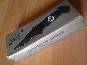 Mil-Tec Automesser 'Rescue'