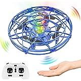 Baztoy Mini UFO Drone Enfant Jouet qui vole RC Quadcopter Avion Telecommandé Drone Helicoptere Radiocommande RC Jouet Volant