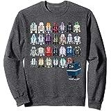 Star Wars Droids R2-D2 and Astromech Gonk Sweatshirt