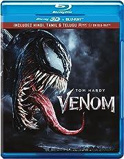Venom (Blu-ray 3D & Blu-ray)