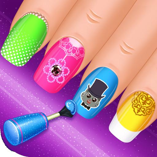 Nail Salon : princess