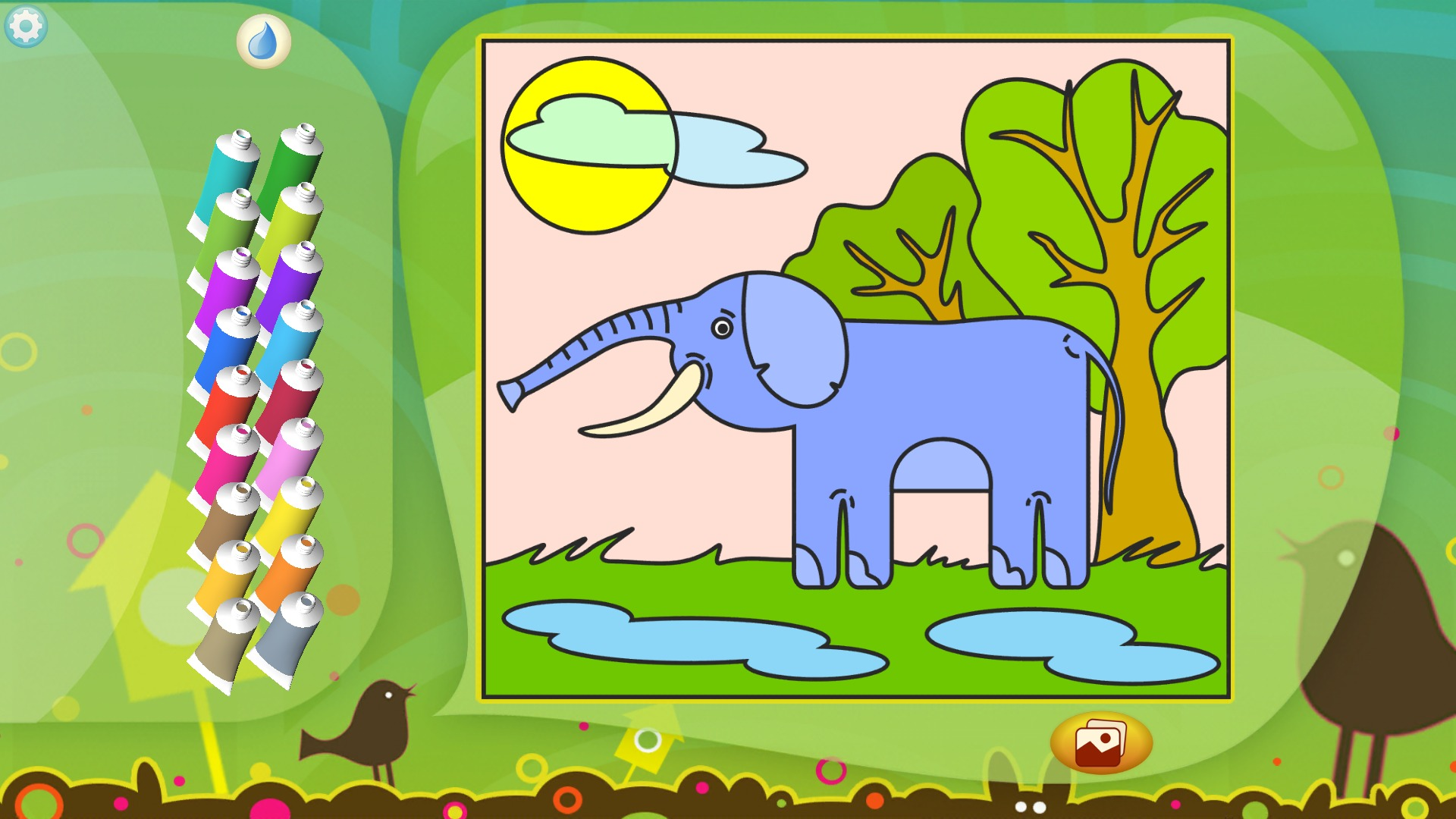 Color by Numbers - Animals +: Amazon.co.uk: Appstore for Android