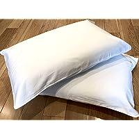American Pillowcase Cotton 300 TC Pillow Case, Single, White