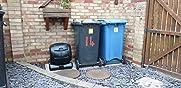 El compostador más lindo del mundo, Produce compost sólido y ...