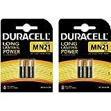 Duracell MN21 Batterie (2 x 2-er Pack)