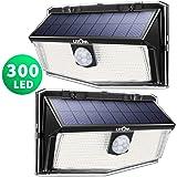 Mpow 300 LED Lampe Solaire Extérieur Puissante Étanche IPX7 Lumière Sécurité de Détecteur de Mouvement PIR Sensible à…