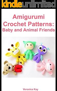 Garden Pals: easy Amigurumi crochet pattern | Lustiges häkeln ... | 320x200