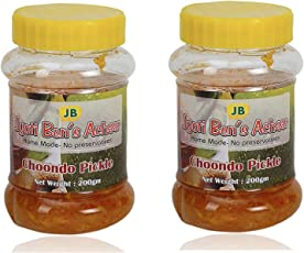 Jyoti Ben's Acchar Chhunda Keri Pack of 2
