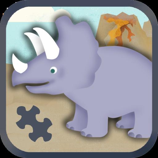 Dinosaurierspiele für Kinder: Süße Dinosaurier Zug Puzzles für Vorschule - Kostenlos (Thomas-zug-vorschule)