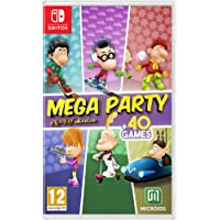 Nintendo Switch - Console Mega Party A Tootuff Adventure, Edizione Standard