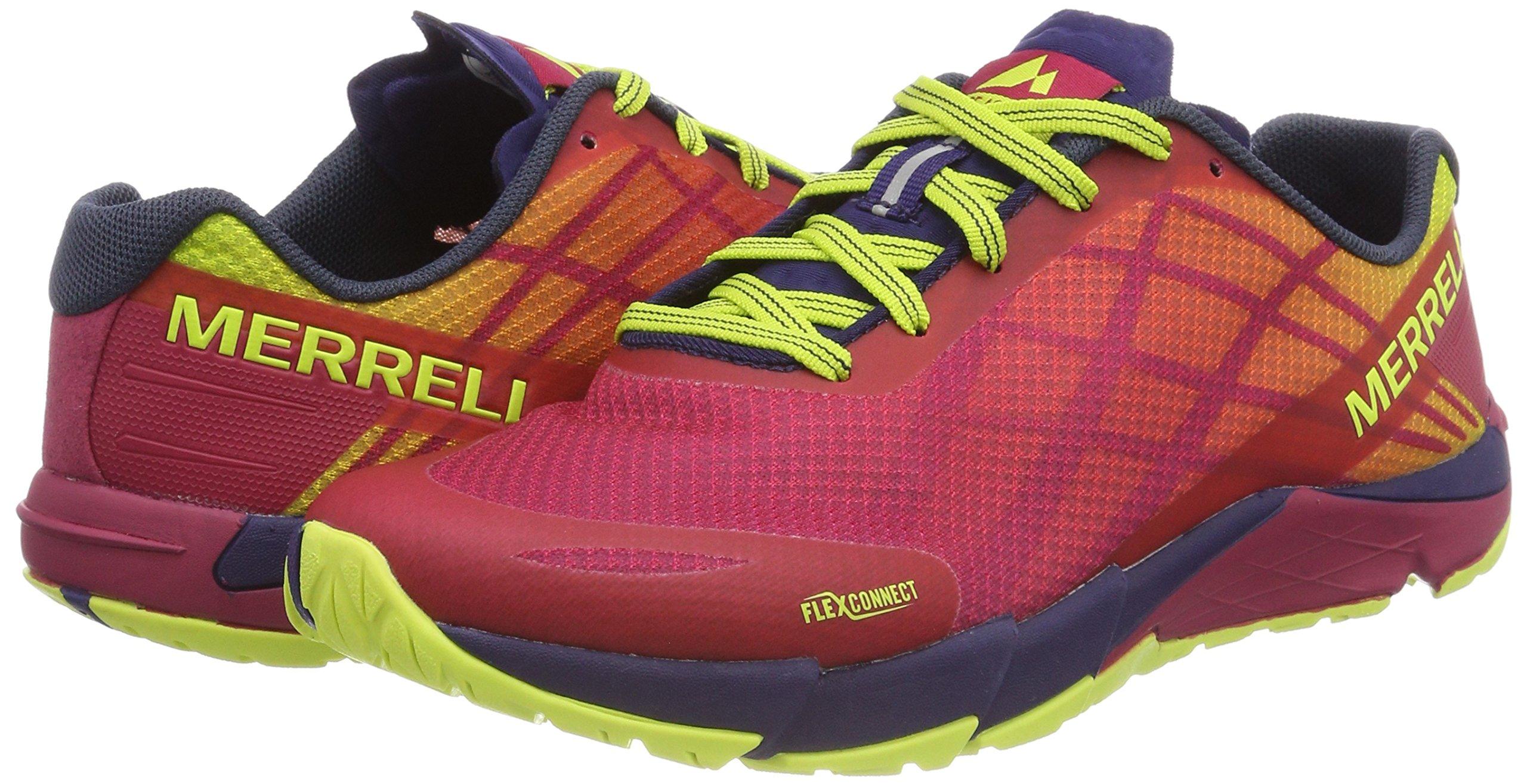 81mgGh0KlUL - Merrell Women's Bare Access Flex Trail Runner