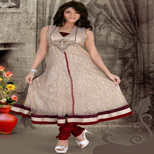 Chudidar Dress Designs for Indian Girls Vol 1 -