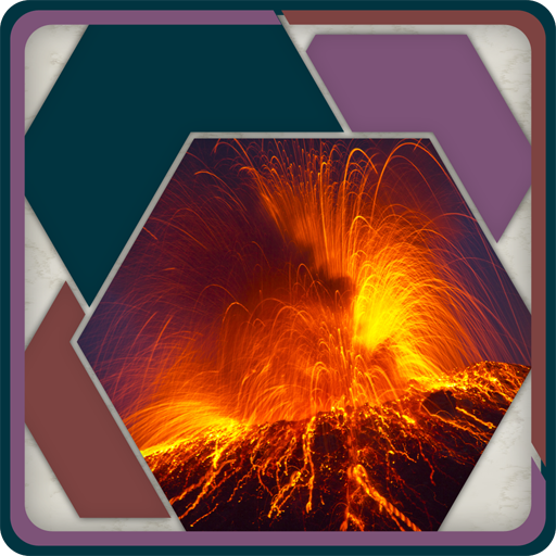 HexSaw - Volcanoes - Hex Ring