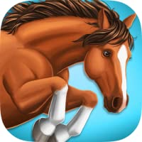 HorseWorld: Springreiten Free